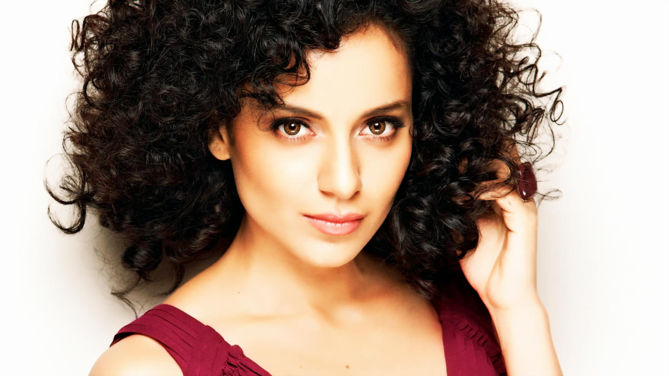 Kangna Ranaut Cute Face HD Wallpaper