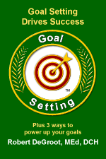 Goal Setting book cover