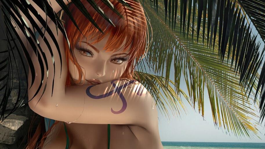 Nami, One Piece, Girl, 4K, #6.2575