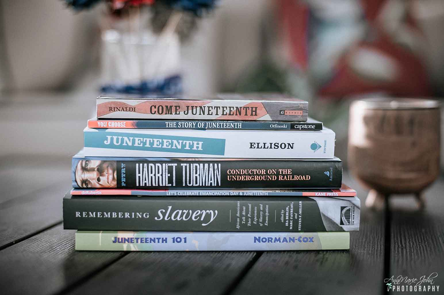 Books to Read for Juneteenth