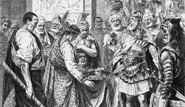 Romulus Agustus dibuang negara