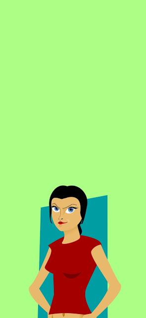 cartoon girl images download