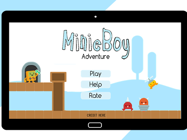 My game minieboy adventure at google play now !