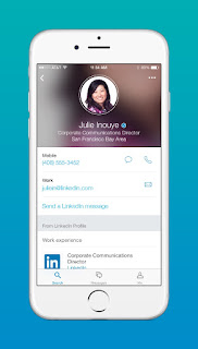 LinkedIn Lookup app launched for iPhone