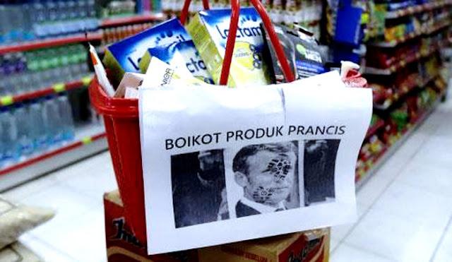 Songong! Dubes Prancis Sebut Boikot Produknya di Indonesia Seperti Menembak Kaki Sendiri
