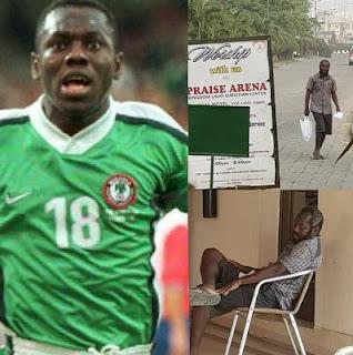Nigerian Footballer Wilson Oruma suffers relapse of Emotional Disorder 1