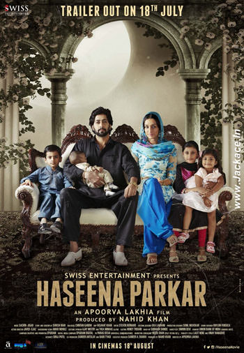 Haseena Parkar 2017 Hindi