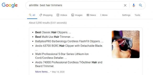allintitle:best hair trimmers