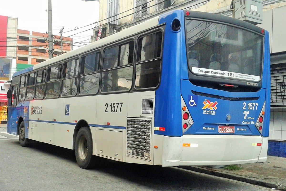 ônibus sambaiba, zona norte de SP