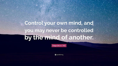 Own Mind Quotes