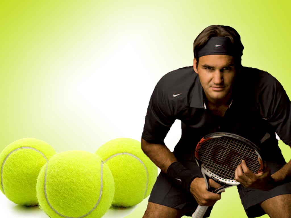 Roger Federer Hd New Wallpapers 2012