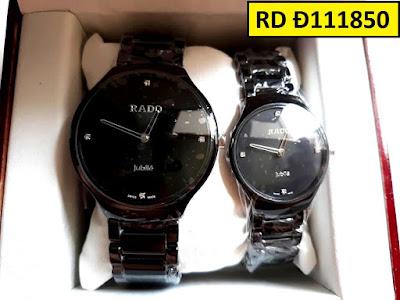 đồng hồ cặp đôi rado đ111850