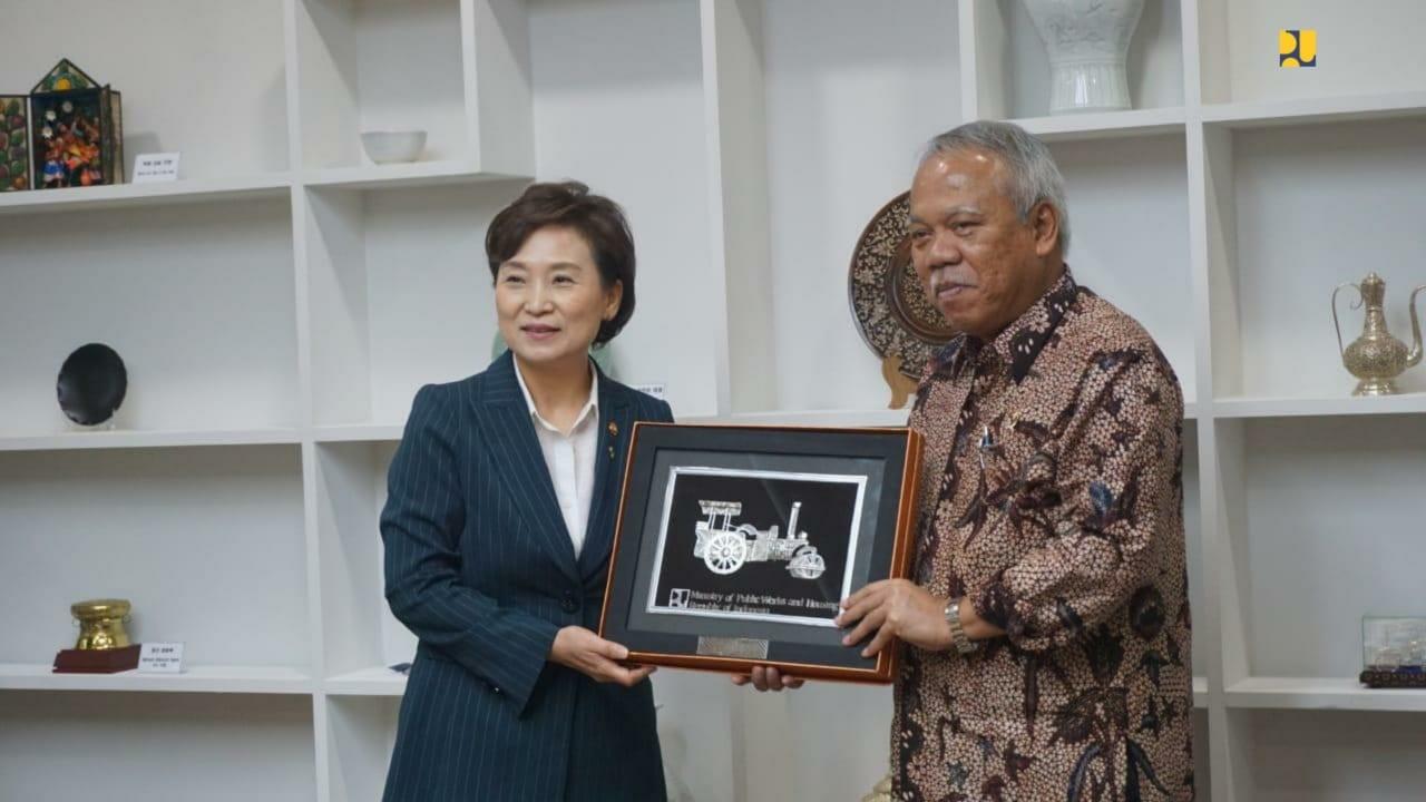 Indonesia dan Korsel Terus Diperkuat Kerjasama Pengembangan Infrastruktur