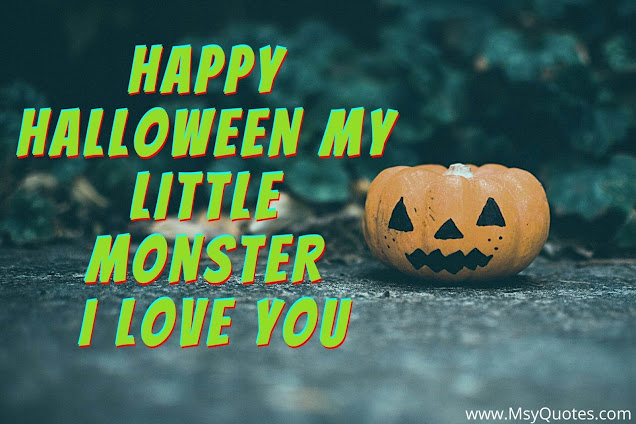 Best Halloween Wishes Quotes Hindi & English Images Gif