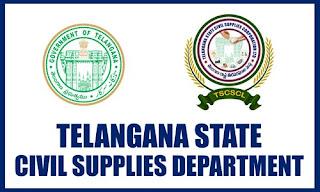 TS Civil Supplies Dept. jobs,latest govt jobs,govt jobs,latest jobs,jobs,Dist. Project Assistants jobs