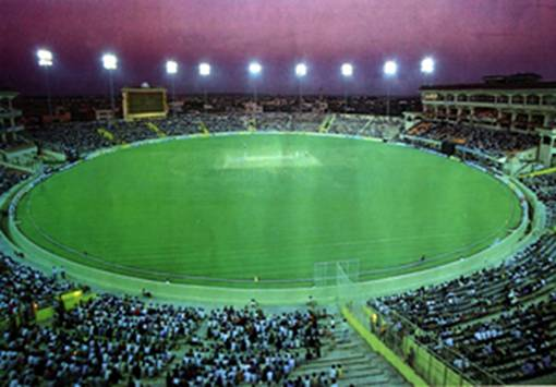 Mohali stadium ready for March