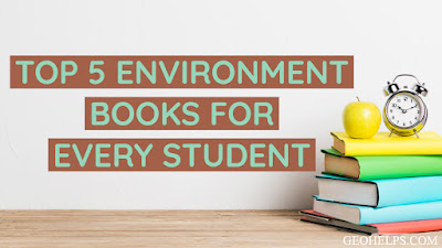 Top 5 Most Important EVS Book For Every Students