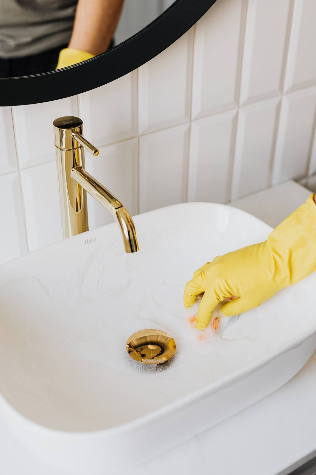 Kitchen Care Only How To Clean Kitchen Sink Drain Pipe With Images