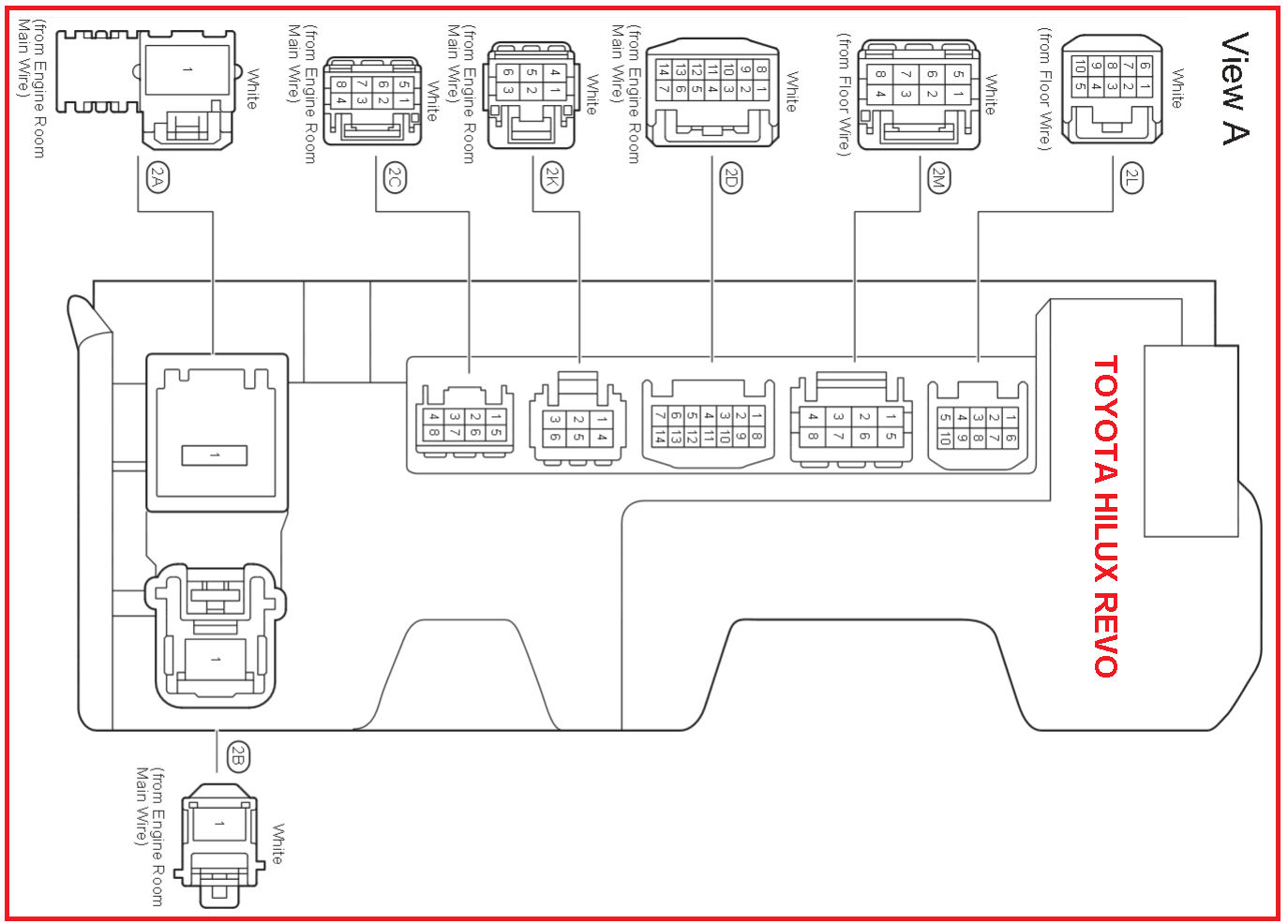 medium resolution of toyota hilux revo wiring wiring diagram toolbox toyota hilux revo wiring