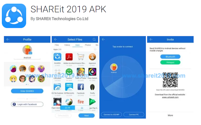 SHAREit 2019 APK Download for Android