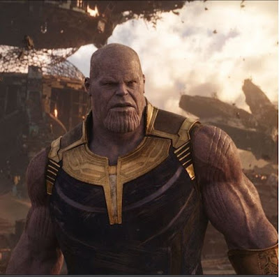 Thanos' name was derived from the Greek name Athanasios. What does Athanasios mean?