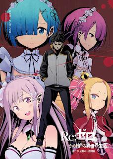Reseña de Re:Zero - Una Semana en la Mansión (manga, parte 2) de Daichi Matsuse - Planeta Cómic