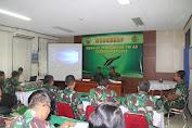 Dispenad Gelar Workshop Menulis Penerangan TNI AD Tersebar 2019