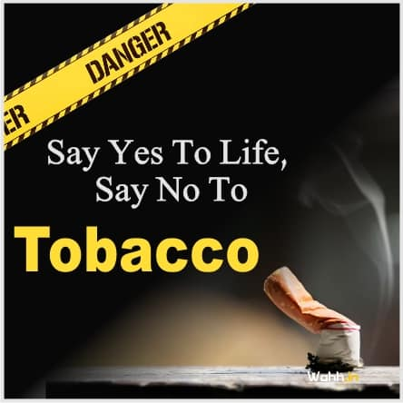World No Tobacco Day  Status