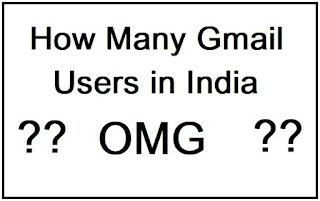 gmail user in world