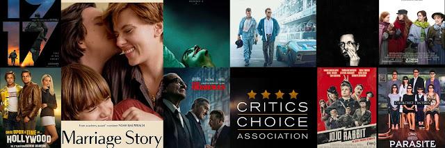 Parasite Masih Terus Diiktiraf. Ikuti Senarai Pemenang Critics Choice Awards 2019