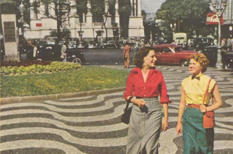 Industrialização Brasil anos 50