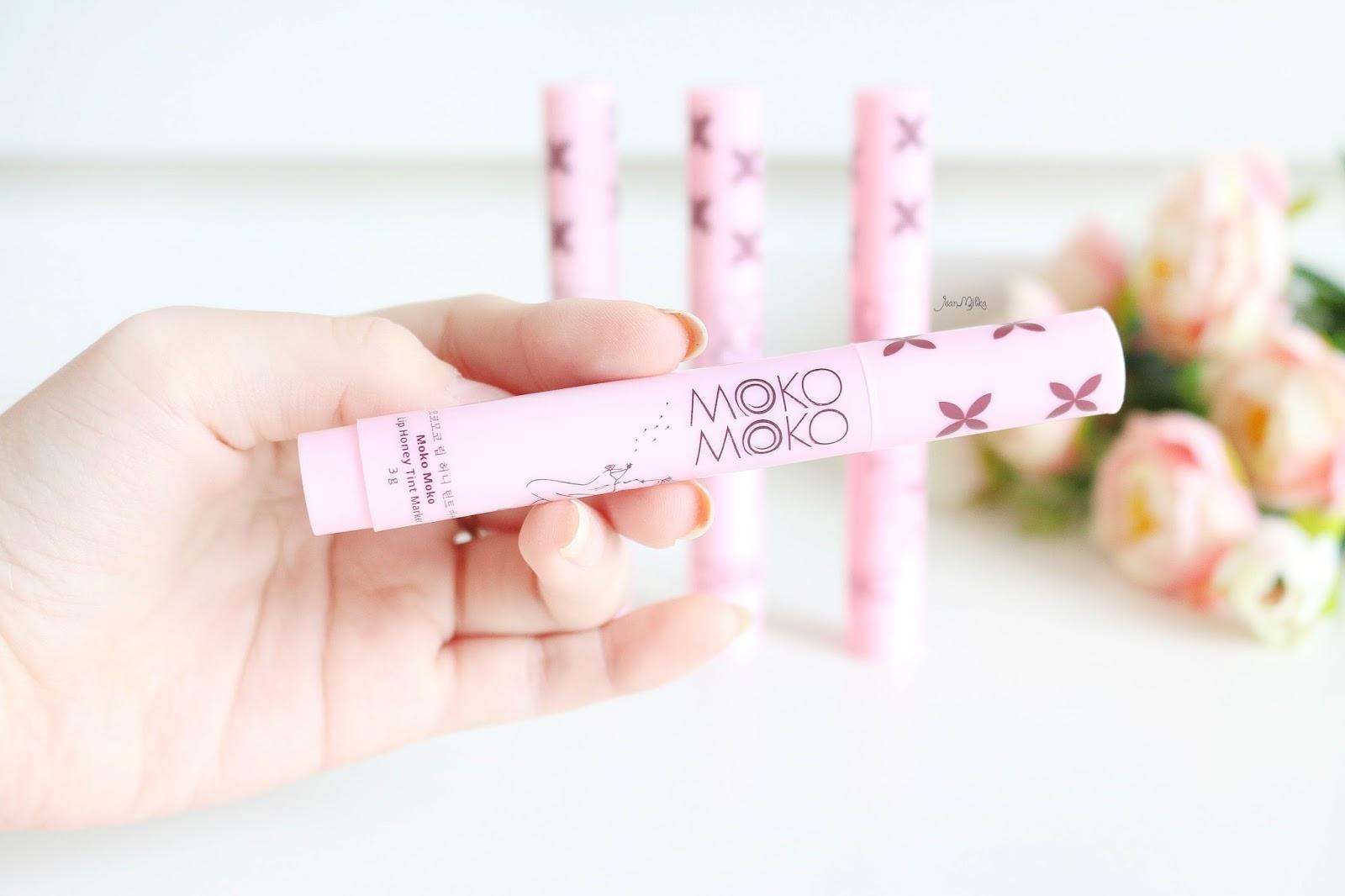 moko moko, review moko moko, swatch moko moko, swatch moko moko lip honey tint marker, moko moko lip honey tint marker, lip tint, lip honey tint markert, beauty blog indonesia