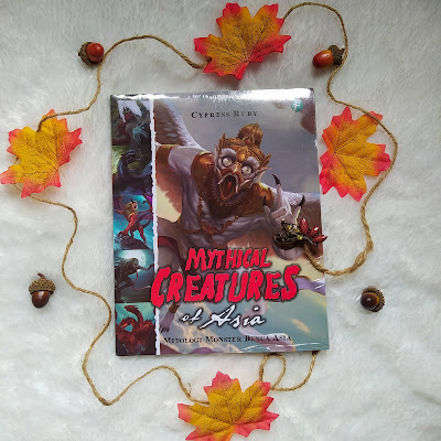 Review Mythical Creatures of Asia, Cypress Ruby