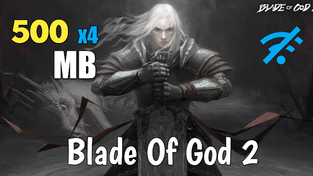 500 MB Blade Of God 2 Android Game Highly Compressed File