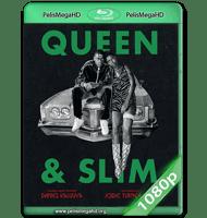 QUEEN Y SLIM: LOS FUGITIVOS (2019) WEB-DL 1080P HD MKV ESPAÑOL LATINO