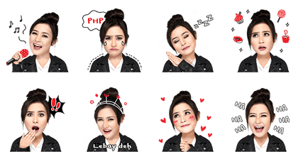 Prilly the Cool Girl