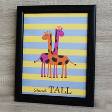 Stand Tall Baby Nursery Room Decor in Port Harcourt, Nigeria