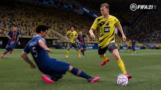 FIFA 21 Sony PS5