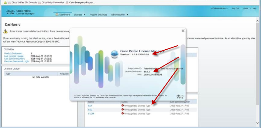 Web Maxtor: Cisco PCD Prime Collaboration Deployment notes