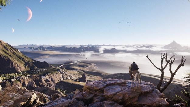 The Wayward Realms - huge world new genre - Grand RPG