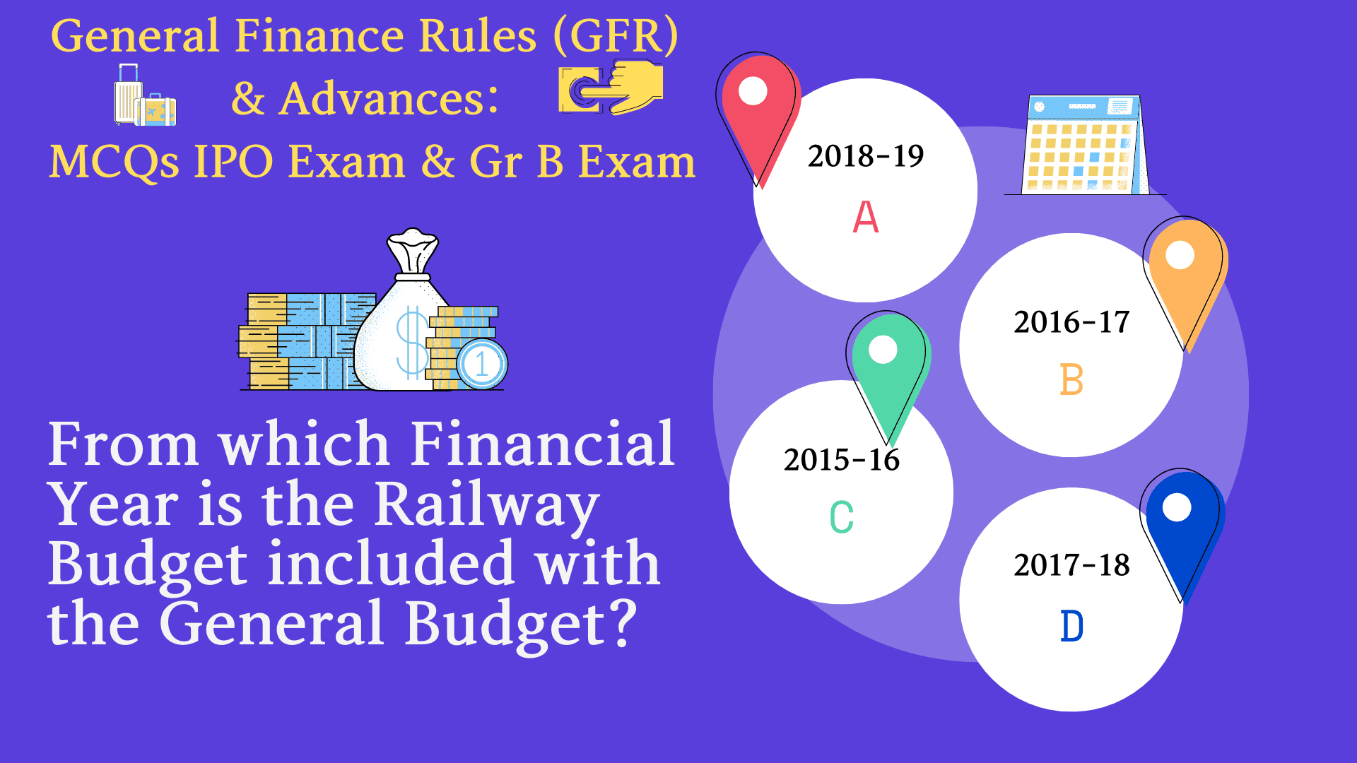General Finance Rules