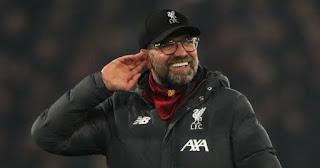 Liverpoolp boss Klopp promises 'crazy' title celebrations