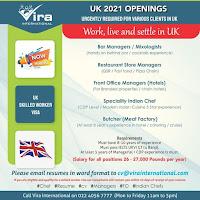 Skilled Worker Visa | Work Live & Settle in UK