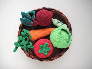 vegetables.jpg. овощи, помидор, капуста, горох, свекла, морковь, вязание, руками сделано, vegetables, tomato, cabbage, peas, beets, carrots, crochet, handmade