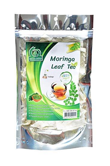 Moringa Oleifera Leaf Tea 60-Teabags