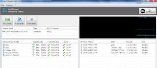 dot11Expert, un logiciel gratuit pour afficher des informations techniques sur votre réseau Wi-Fi