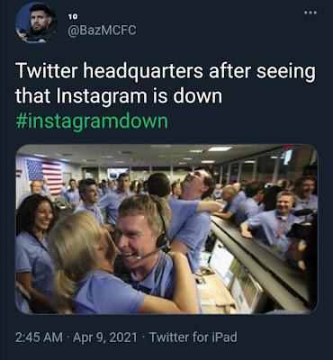 Facebook Down | Instagram Down