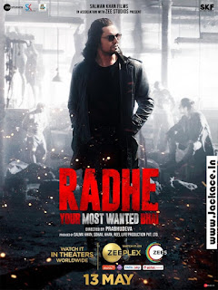 Radhe – Your Most Wanted Bhai First Look Poster 10