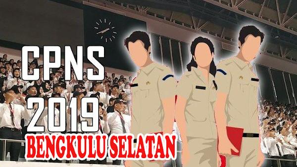 FORMASI CPNS 2019 BENGKULU SELATAN