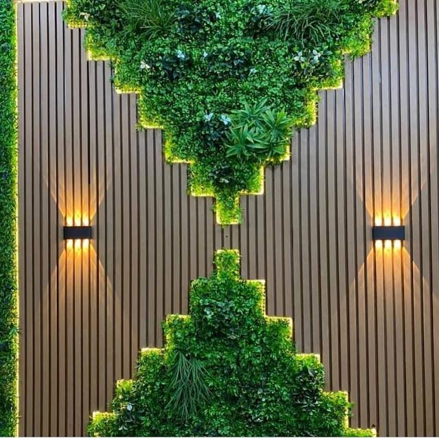 تركيب عشب صناعي للحدائق المنزلية